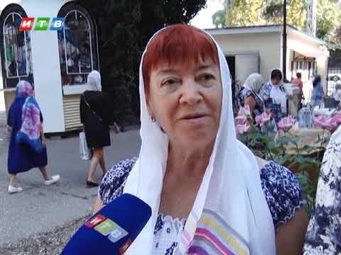 ТРК ИТВ: Православные христиане встречают Яблочный спас