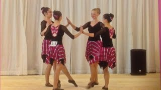 Highland Dance Choreography,
