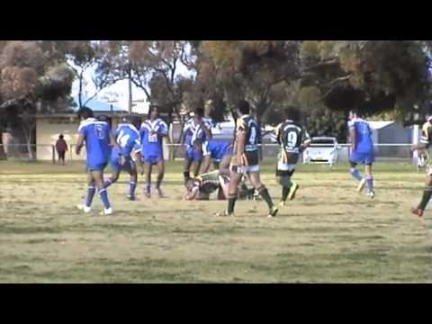 ORL Semi-Final--Geebungs v Yabbies 2012