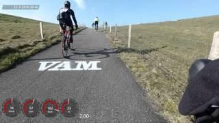 Ronde van Drenthe 2016 - beklimmimg VAM berg
