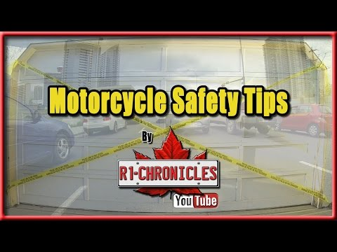 Motorcycle Safety Tips - Always Invisible