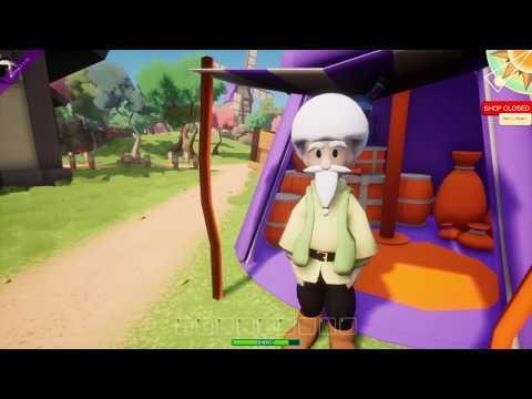 Alchemy Garden Gameplay (PC Game) |