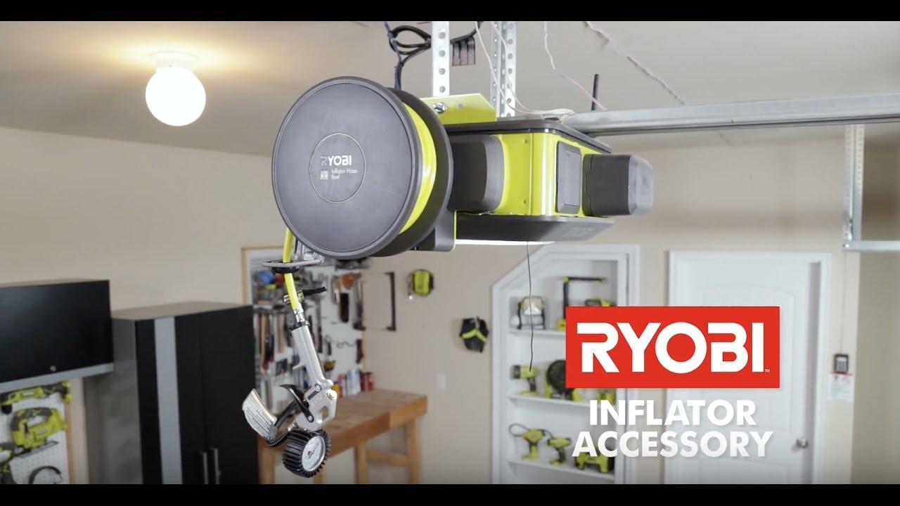 New Ryobi High Power Inflator Accessory Youtube