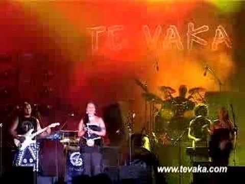 TE VAKA - TAMAHANA LIVE