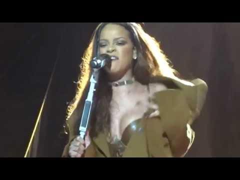 Rihanna - Love On The Brain - AWT Cologne