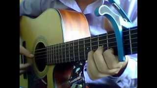 XA VẮNG (TUẤN HƯNG)-GUITAR COVER - HỢP ÂM CỰC CHUẨN