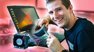 Download World's CRAZIEST 5GHz LAPTOP - Asus G703G Mp3 and Videos