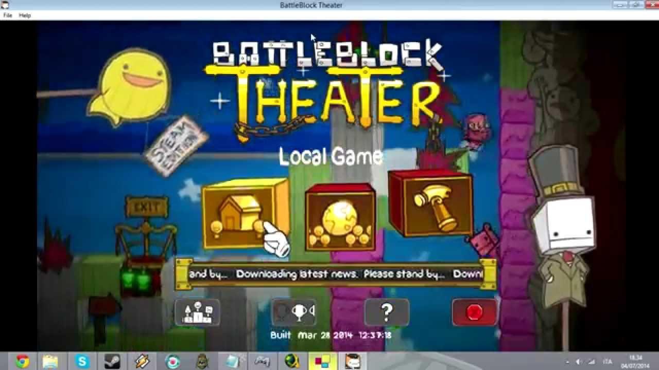 battleblock theater free mac