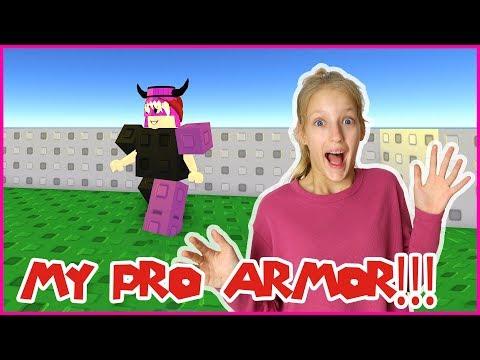 I GOT THE PRO ARMOR N SKILLS???