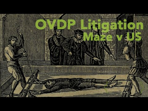 Update on the Offshore Disclosure litigation of Maze et. al. v IRS