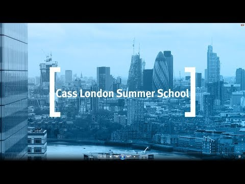 Cass London Summer School