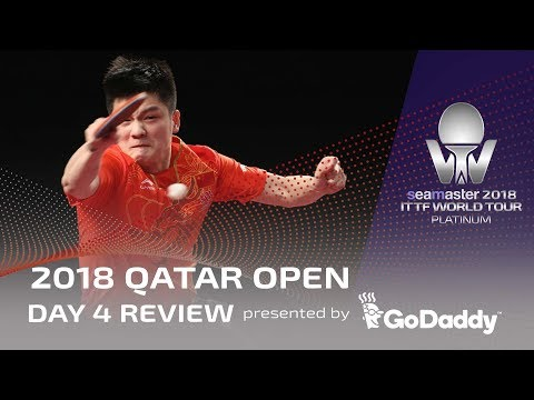 2018 Qatar Open I Day 4 Review Presented by GoDaddy