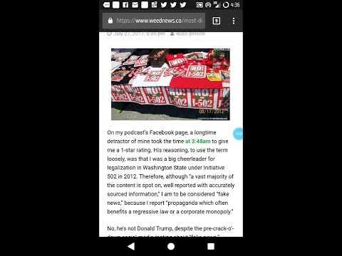 Fake News Radical Reach Around Russ talks fake news