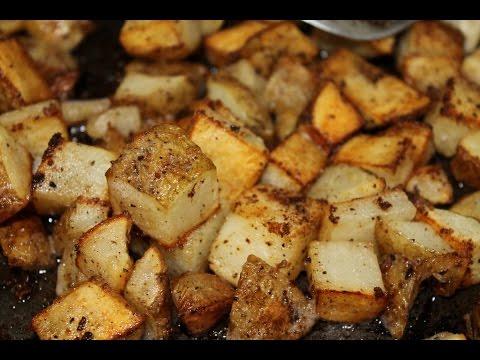 Garlic Roasted Potatoes