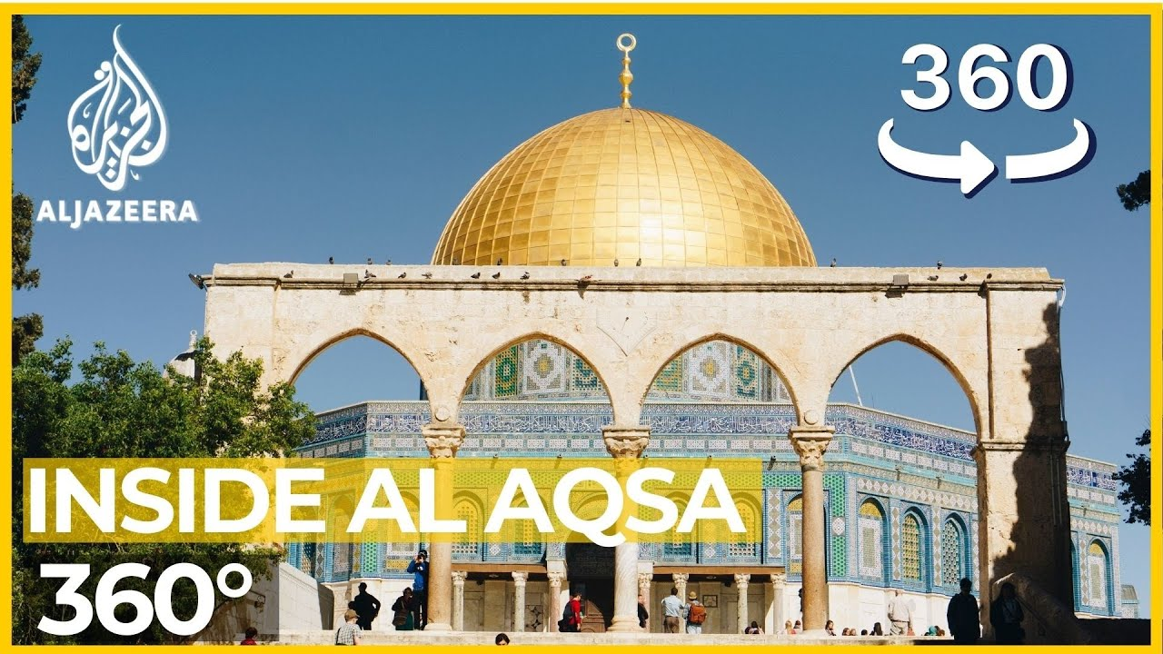 Inside Al Aqsa A 360 Tour Of Jerusalem S Holiest Mosque Youtube