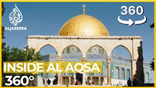 Al Aqsa, 360° tour of Jerusalem's holiest mosque