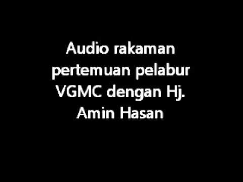 Penjelasan Hj Amin Hasan Berkenaan IPO VGMC_September 2013