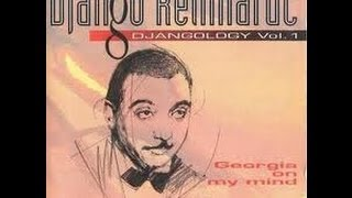 Django Reinhardt -Georgia on my mind-