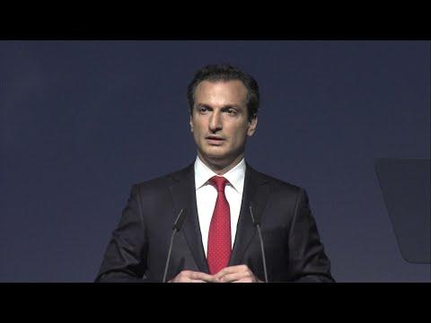 George Logothetis – Marine Money 14th German Ship Finance Forum – Keynote Highlights