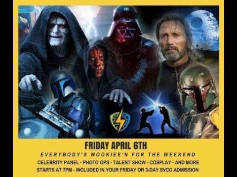 Star Wars Panel- Silicon Valley Comic Con 3.0-Bay Area Backstage