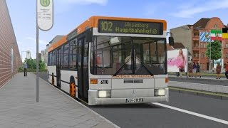 omsi 2 map winsenburg route 102 mercedes benz o405n2