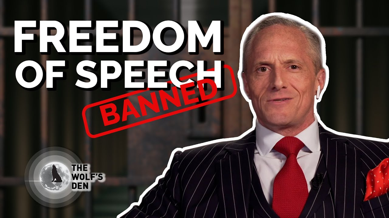 Freedom of Speech BANNED