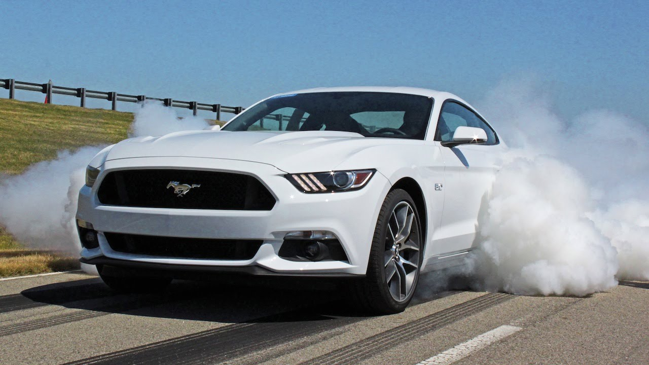 The new ford mustang gt automatic 2015 hd