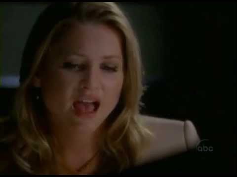 Jessica Capshaw as Jamie about being raped