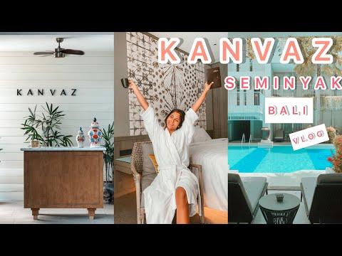 VLOG: KANVAZ RESORT DURING PANDEMIC 2021 - Resort Termewah Di Seminyak Bali Indonesia Saat Korona