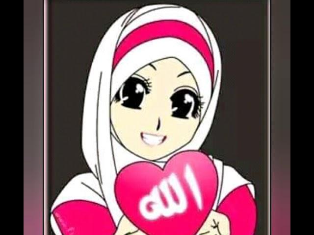 Kumpulan foto foto kartun muslimah