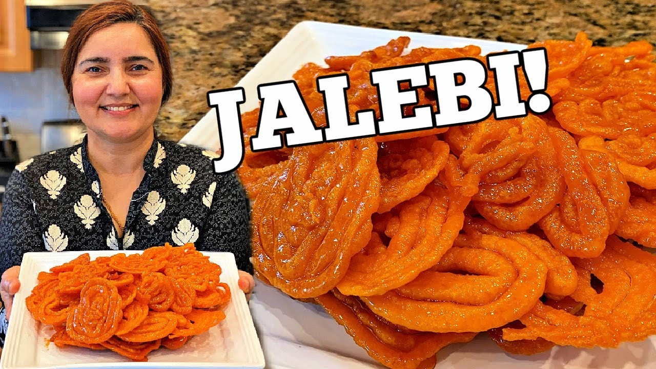HomeMade Jalebi *URDU/HINDI*