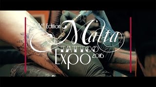 Malta Tattoo Expo 2016 Promo