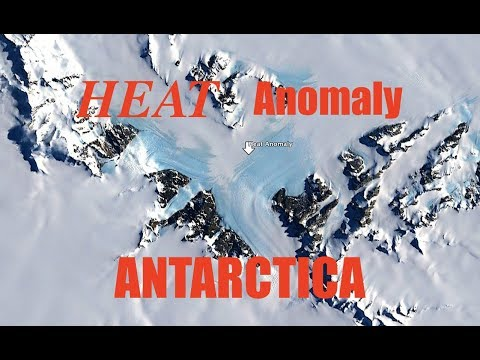 HEAT Anomaly appears in Antarctica |  mrmbb333.com for news/earth data/fantastic sky photos