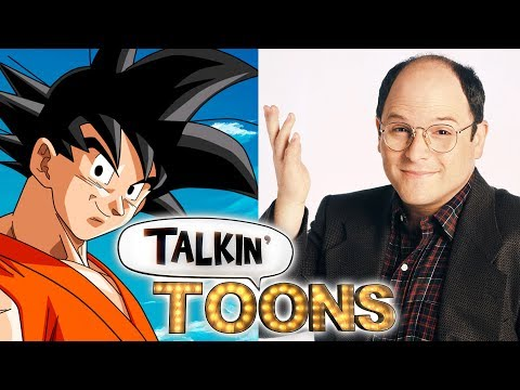 Dragon Ball Double Dips with Seinfeld Talkin' Toons w Rob Paulsen