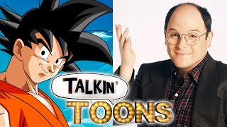 Dragon Ball Double Dips with Seinfeld (Talkin' Toons w/ Rob Paulsen)