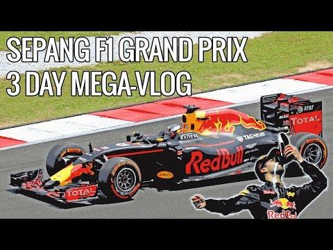 Malaysian Grand Prix 3 Day Visit - Sepang, Batu Caves & A Casino In The Sky - Vlog #4