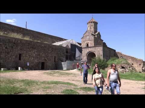 Экскурсия в Татевский монастырь