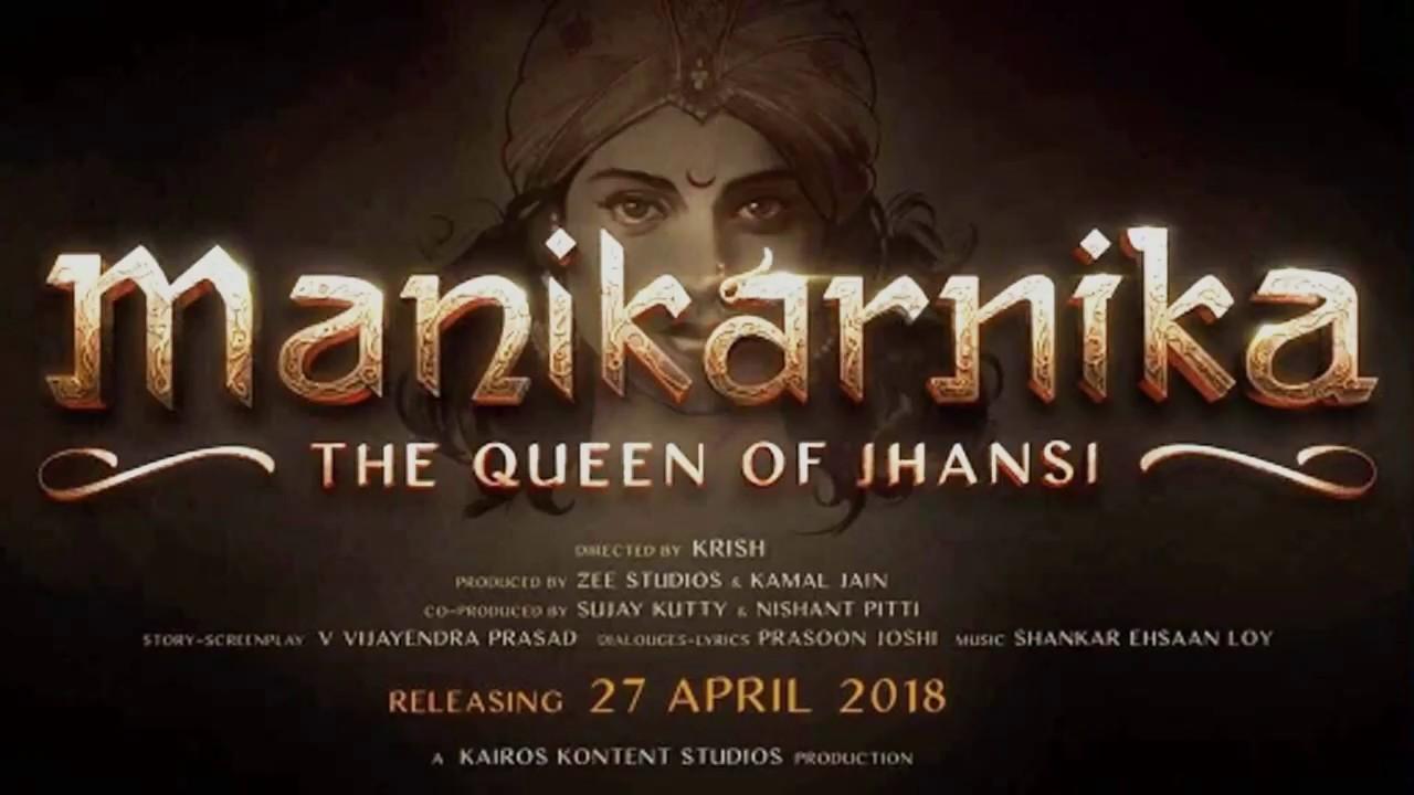 Manikarnika – The Queen Of Jhansi (2018) 700MB DVDScr Hindi Movie 720p ESubs