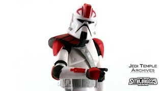 "ARC Trooper Commander ""Captain Fordo/ARC-77"" (The Vintage Collection) Wave 7 Expanded Universe"