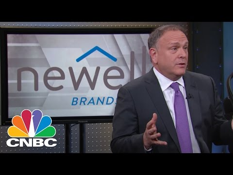 Newell Brands CEO: Turning One | Mad Money | CNBC