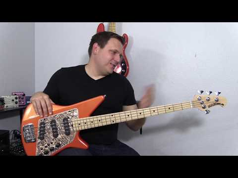 Music Man Big Al Bass Guitar Review | The Coolest Discontinued Bass on the Planet