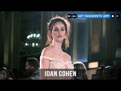 New York Bridal Fashion Week 2018 - Idan Cohen   FashionTV