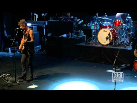 Big Wreck - That Song (Live at the 2012 Casby Awards)