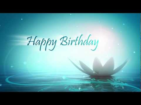 Happy Birthday - Motion Graphics - Animation