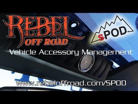 4x4 sPOD by Rebel Off Road // MFG Spotlight