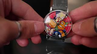 Grayton Ceet Watch - A funky automatic time piece