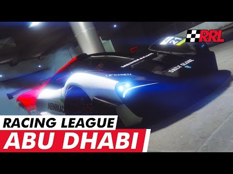 Racing League - Abu Dhabi - GTA V