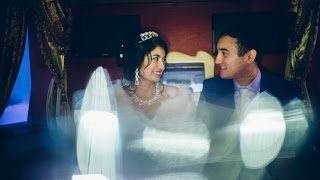 Клип. Узбекская Свадьба, Wedding, To'y, Туй. Улугбек & Хуршеда. Город Уфа