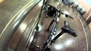видео можно ли проходить в метро с велосипедом
