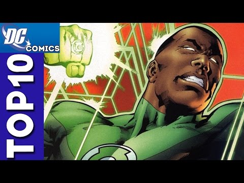 Top 10 Green Lantern Moments From Justice League #1